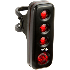 Knog Blinder Road R70 Sykkellys 1 hvit LED, Standard black